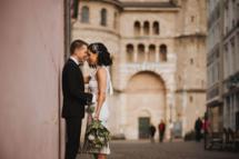 Wedding in Trier